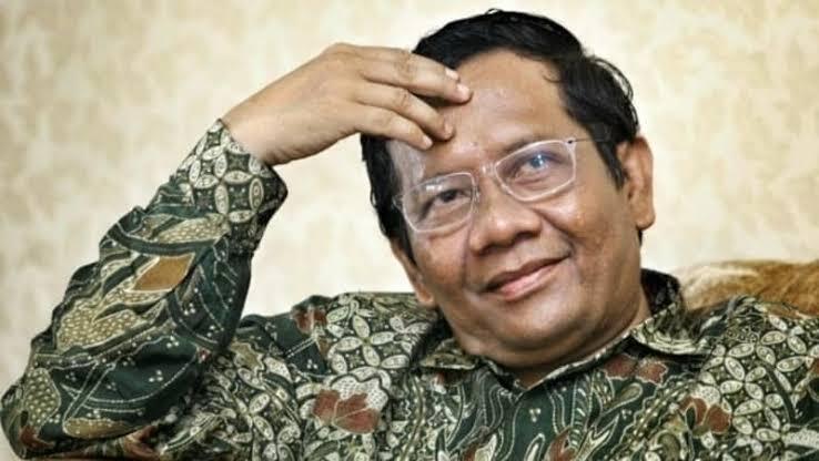 Mahfud MD Sudah Legowo
