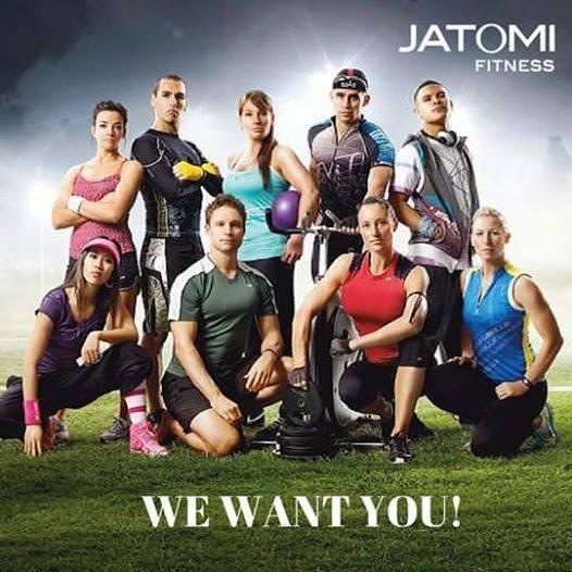 Lowongan di Jatomi Fitness Kuningan City Jakarta Selatan