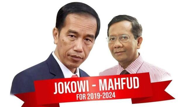 Mahfud Md 2 Kali Di-PHP Jokowi