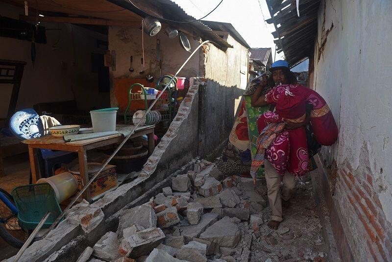 6 Orang Meninggal Dunia Akibat Gempa Susulan di Lombok