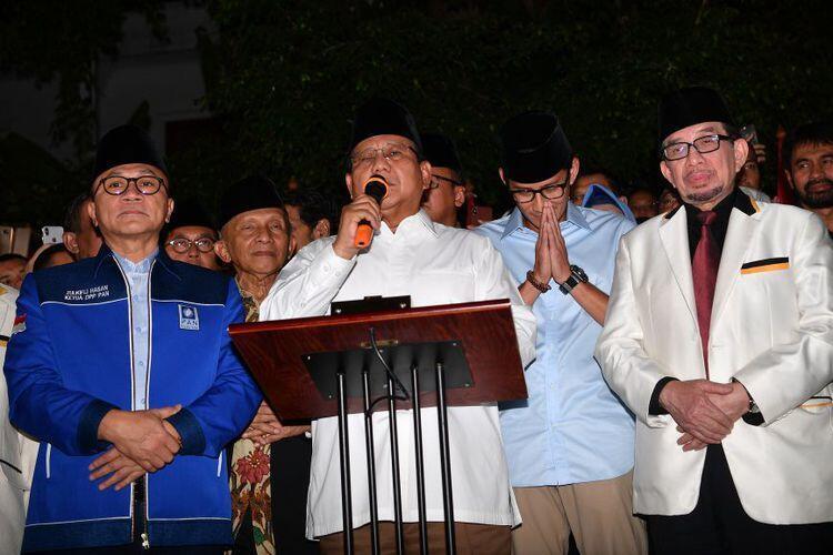 Kalau Terpilih Jadi Presiden, Prabowo Janji Tuntaskan Kasus Novel