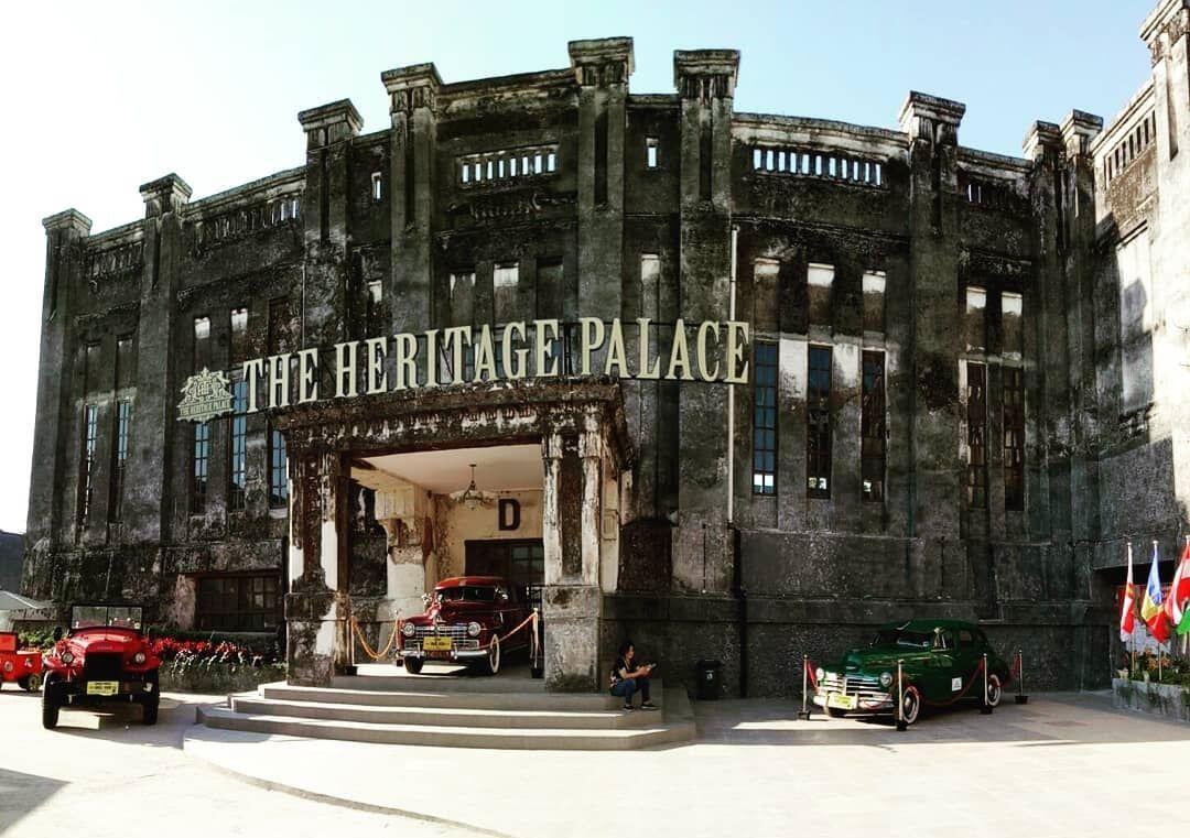The Heritage Palace, Destinasi Wisata Ala Eropa di Solo