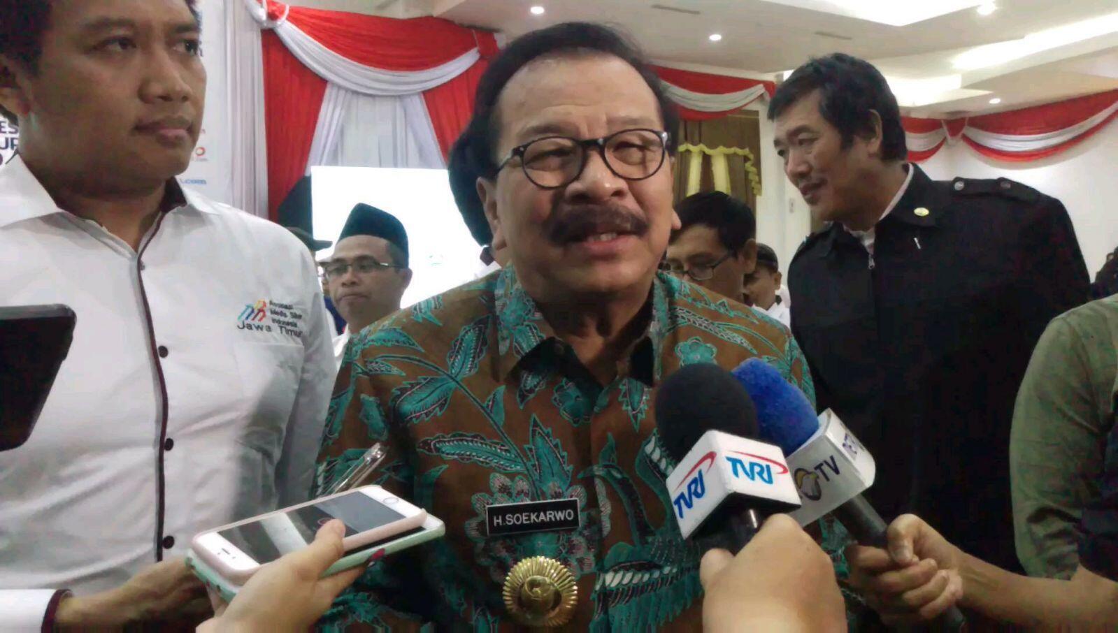 Sempat Dukung Jokowi, Soekarwo Kini Pasrah