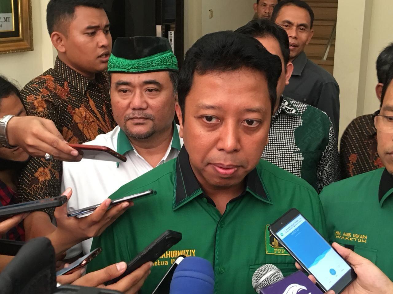PPP Beberkan Kelemahan Prabowo-Sandiaga di Pilpres 2019