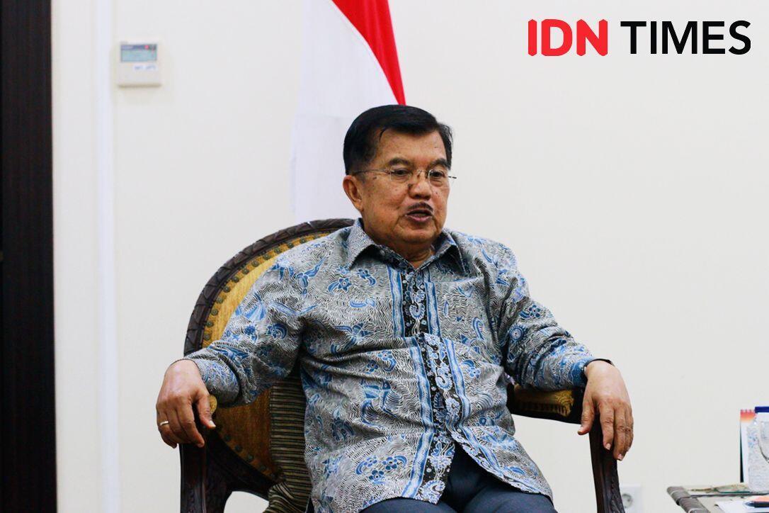 Jusuf Kalla Enggan Dijadikan Ketua Tim Pemenangan Jokowi-Ma'ruf