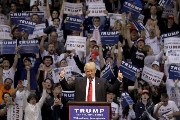 Mertua Donald Trump Resmi Menjadi Warga Negara Amerika Serikat