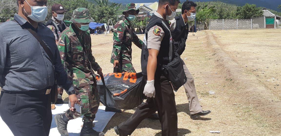 Korban Meninggal Gempa Lombok Capai 385 jiwa