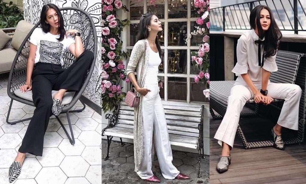 Dipinang Baim Wong, Ini 10 Inspirasi Gaya Stylish ala Paula Verhoeven