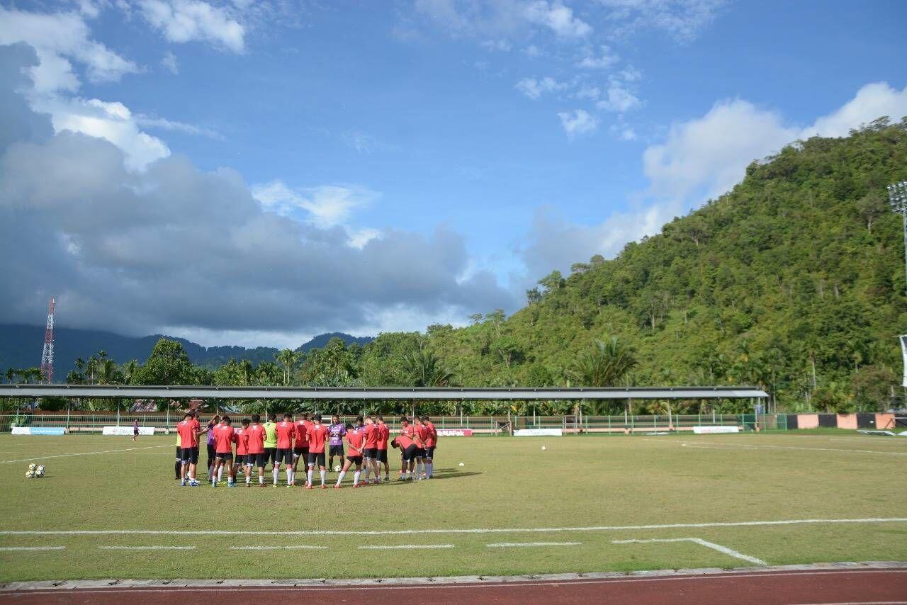 Preview Perseru Serui Vs Bali United: Mendaki Klasemen di Marora