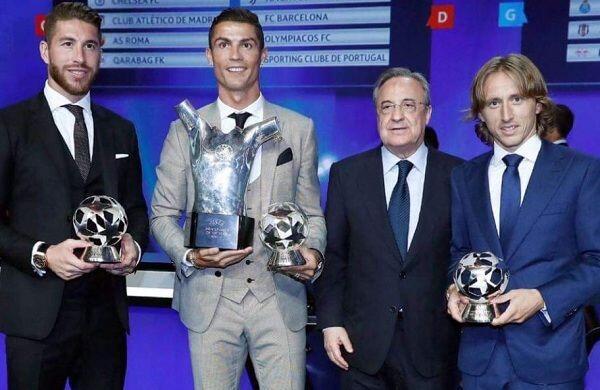 UEFA Umumkan Para Pemain yang Masuk Nominasi UCL Awards