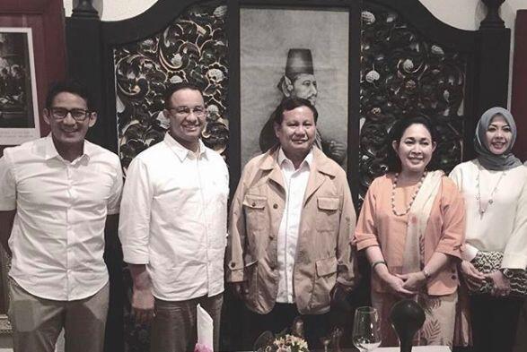Nyapres Lagi, Isu Rujuk Prabowo-Titiek Kembali Muncul
