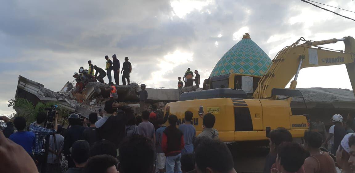 Gempa Lombok, Bibi Zohri Meninggal Tertimpa Runtuhan Masjid
