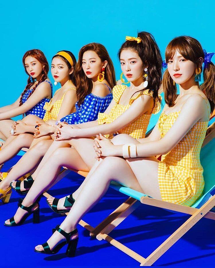 "Sukses Raih ""Perfect All Kill"", Ini 7 Fakta Lagu Power Up Red Velvet"