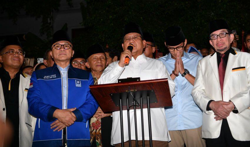 Demokrat: Kemungkinan Menang di Koalisi Prabowo Kecil