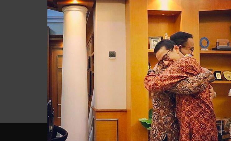 Jadi Cawapres Prabowo, Sandiaga Sudah Pamit ke Anies Baswedan