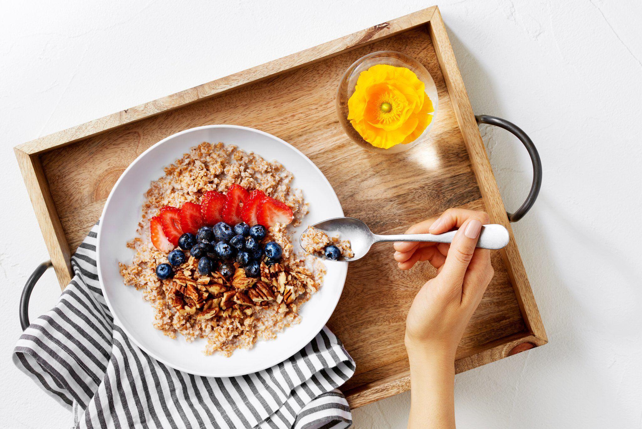 5 Pola Makan Terbaik untuk Vegetarian, Kamu Sudah Tahu?