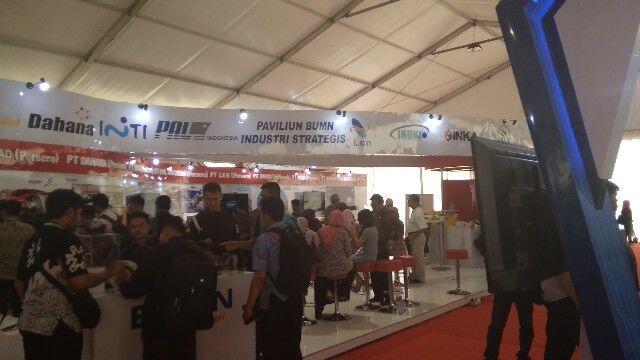 RITECH EXPO 2018: Pameran Teknologi Terbesar di Indonesia