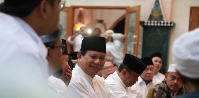 Prabowo: Sandiaga Pilihan Terbaik