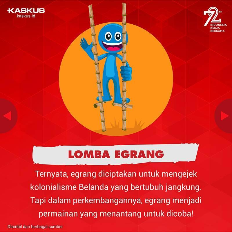 Ternyata ini Fakta Dibalik Lomba 17-an! #IniIndonesiaku