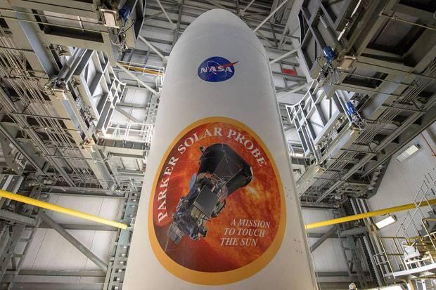 Pesawat NASA Bersiap Menembus 1.371 Derajat Celcius Panas Matahari