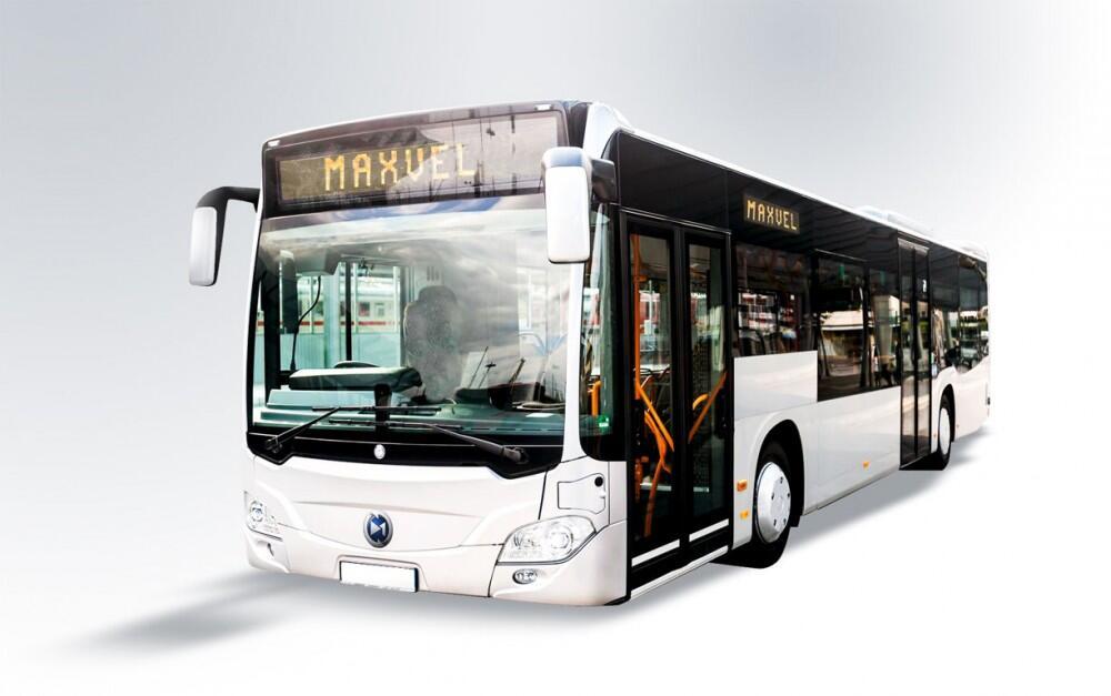 #IniIndonesiaku Maxvel, Bus Made in Indo Bertenaga Listrik
