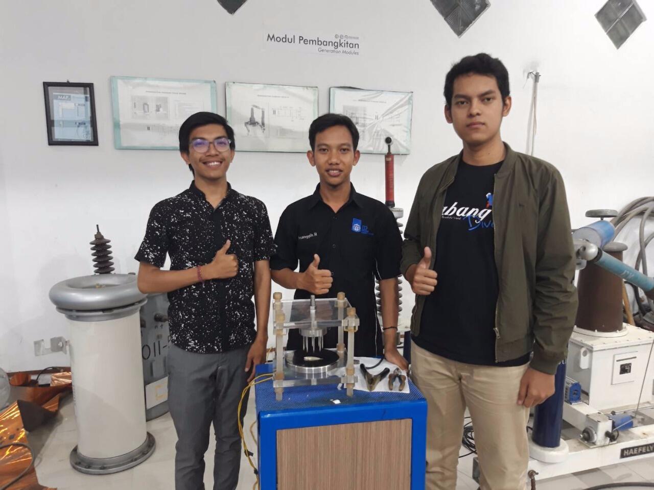 #IniIndonesiaku Alat Pengering Padi Ramah Lingkungan Karya Mahasiswa ITS