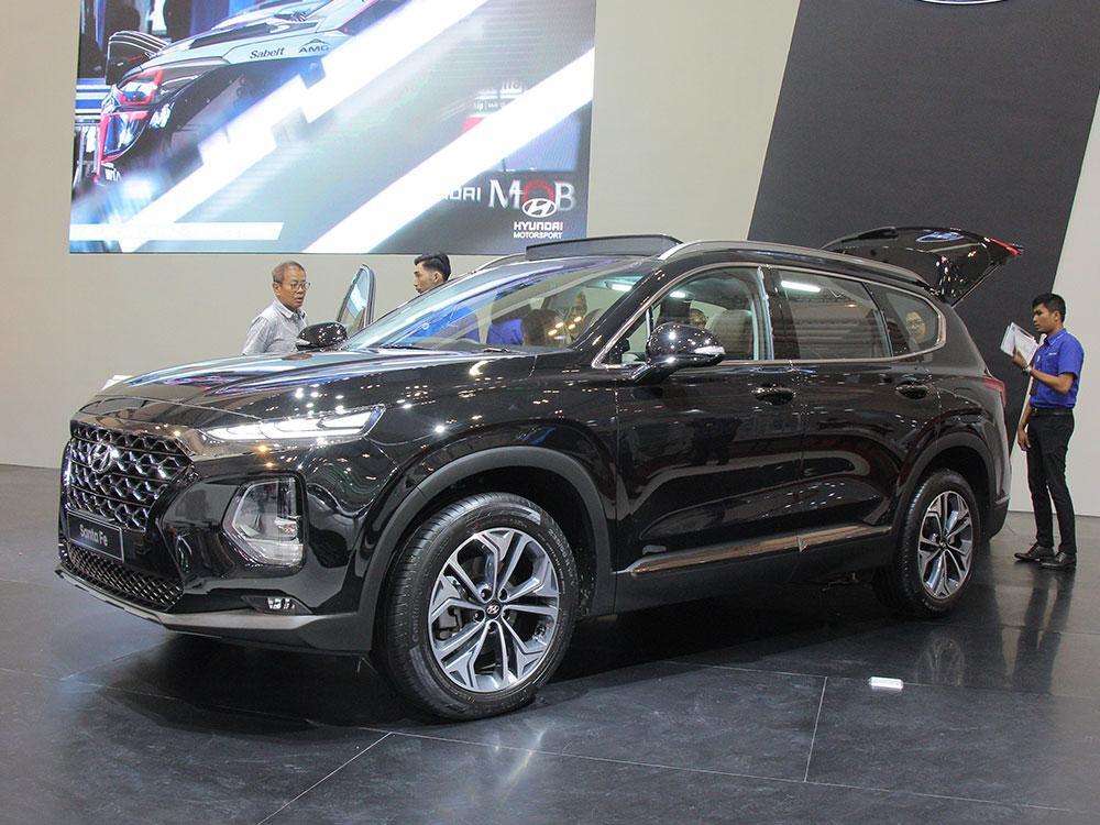 SUV Terbaru dari Korea Selatan Mencekam Gan