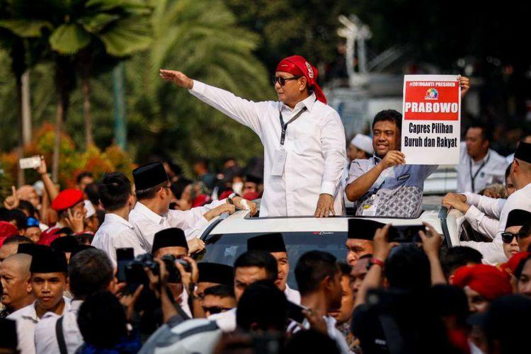 Apa Yang Akan Terjadi Dengan Negara Ini, Jika Prabowo Subianto Jadi Presiden RI