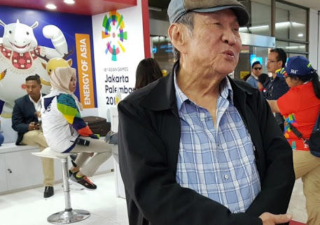 #IniIndonesiaku Orang Terkaya Seantero Nusantara Pun Menjadi Atlet Asian Games 2018
