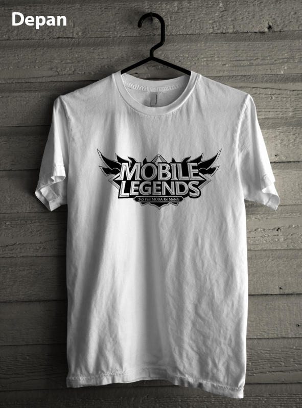 ~๑ஜ۞ Sayembara Design Kaos Kaskus Mobile Legends ۞ஜ๑~