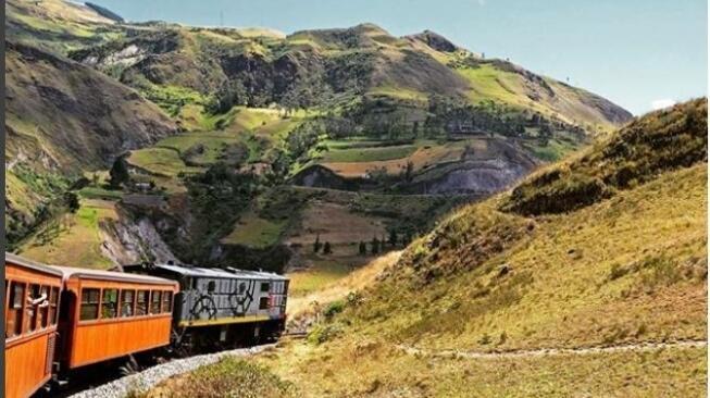 8 Jalur Kereta Api Ekstrem, Pemandangan Surga yang Buat Merinding