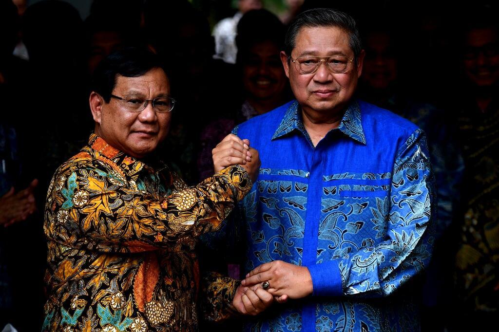 Prabowo dan SBY akan Bertemu Sabtu Pagi