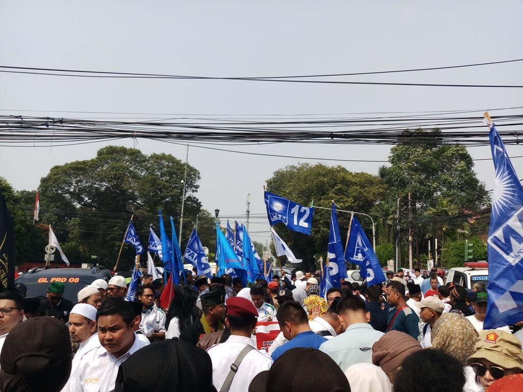 KPU Telusuri Dugaan Pelanggaran Kampanye PAN