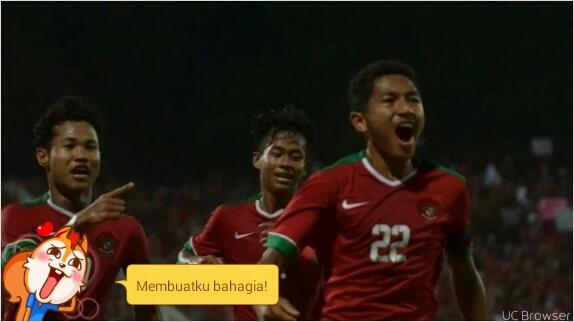 Pertama Dalam Sejarah, Indonesia Juara Piala AFF U-16