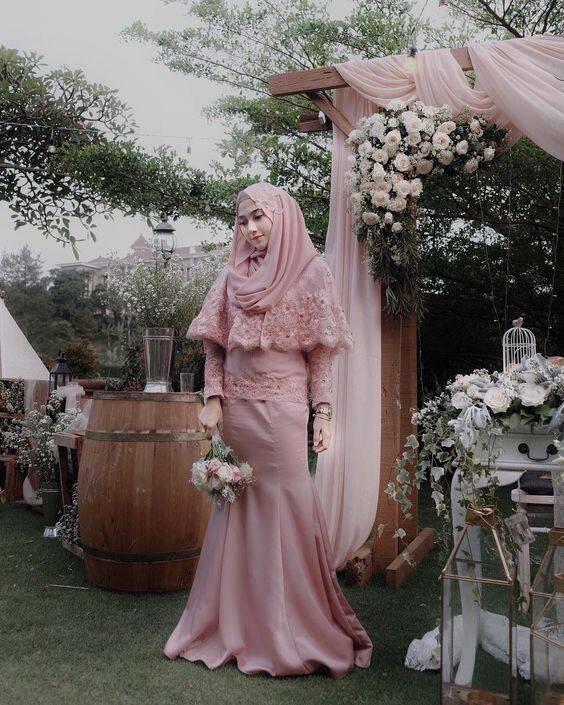 Jadilah Satu Satunya Bidadari Di Hari Pernikahanmu Dengan Gaun