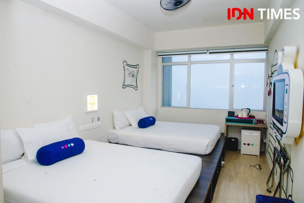12 Potret Unik Theme Park Hotel Resorts World Genting, Asyik Berat!