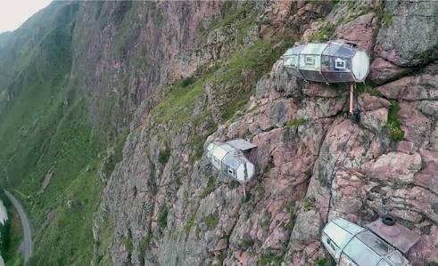 5 Hotel Paling Unik Di Dunia