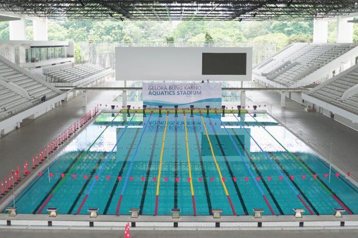 #IniIndonesiaku Fasilitas Asian Games Bertaraf Internasional