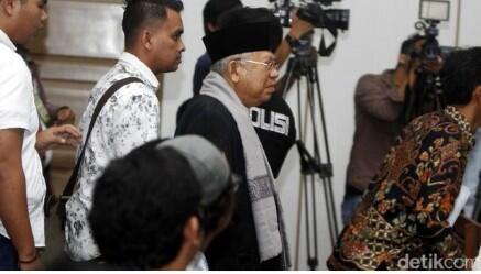 Masa Lalu Ahok-Ma'ruf Amin: dari Persidangan Hingga Pilpres 2019
