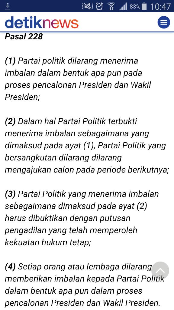 KPK Dinilai Perlu Secepatnya Tindak Lanjuti Soal Pernyataan Andi Arief