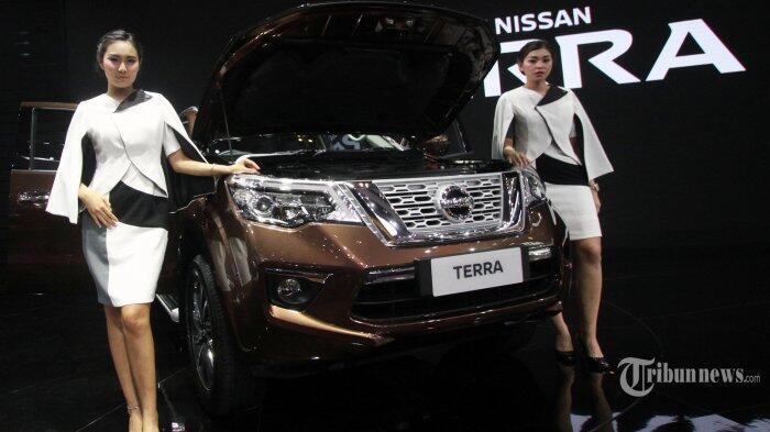 Sanggupkan Nissan Terra Lawan Fortuner dan Pajero Sport?