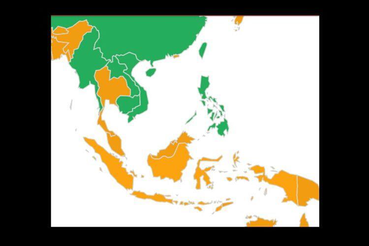 Tidak Semua Negara Asean Setir Kanan, Simak Ini Gan