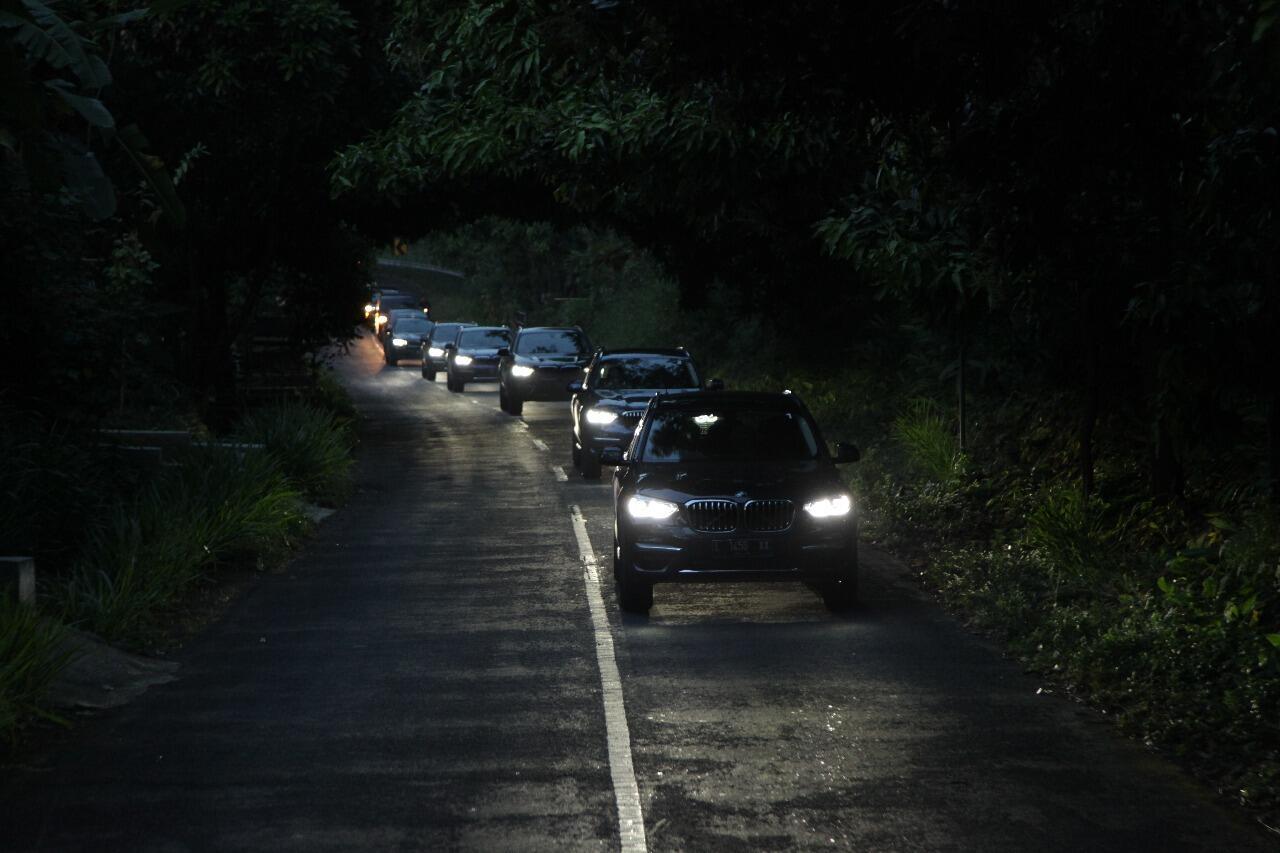 Ingat Mobil atau Motor Pribadi Dilarang Pakai Lampu Rotator