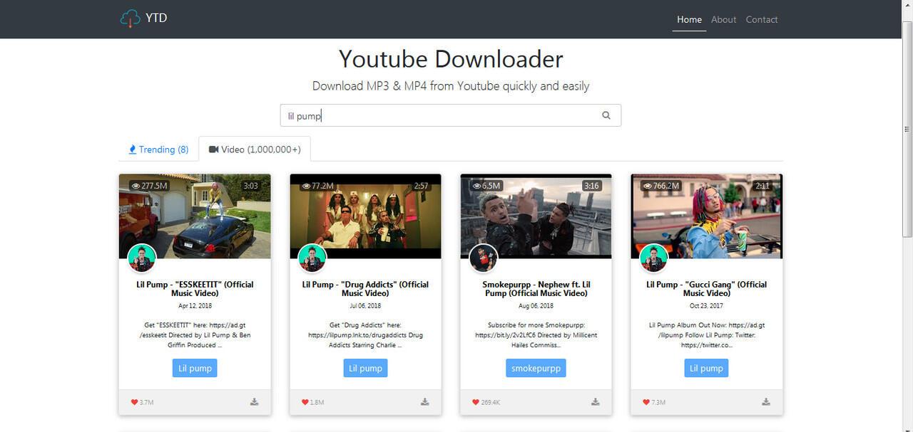 Youtube Downloader (MP3 & MP4) online gratis & mudah