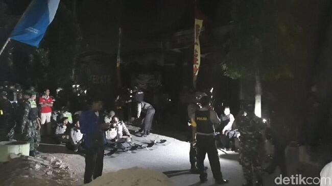 Ada Isu Pengerahan Massa, Padepokan PSHT di Madiun Dijaga Polisi
