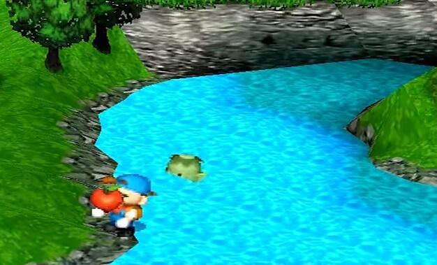 Ini Dia 5 Easter Egg di Game Harvest Moon Back To Nature
