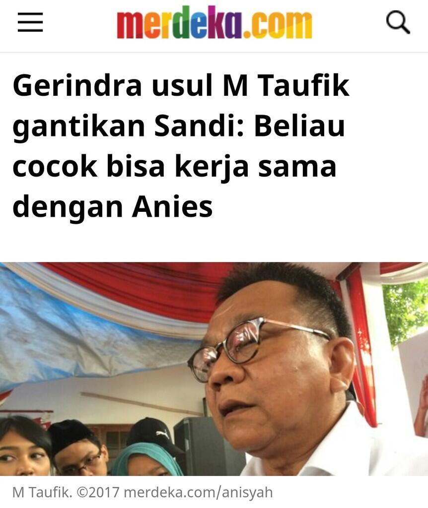 Sohibul Iman: Gerindra berikan hak prioritas ke PKS untuk ganti Wagub DKI
