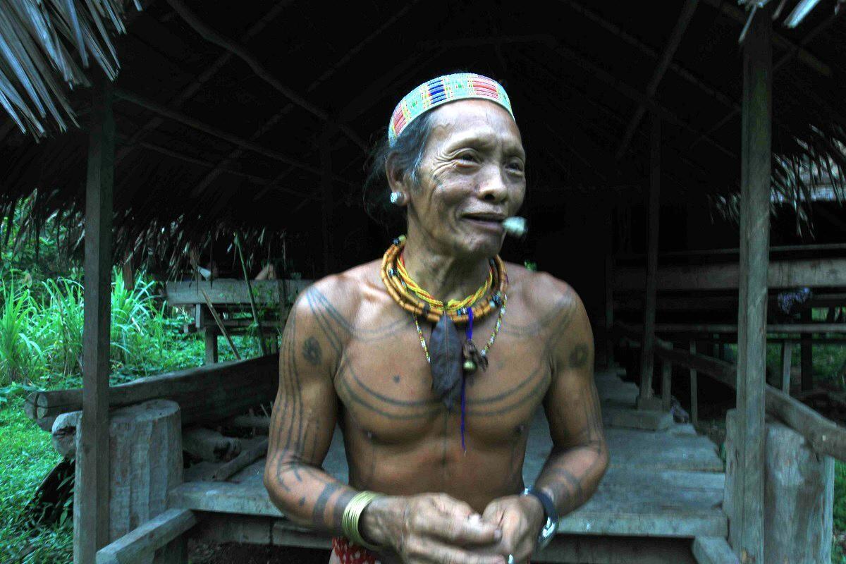 Aman Boroi Ogok berdamai dengan agama