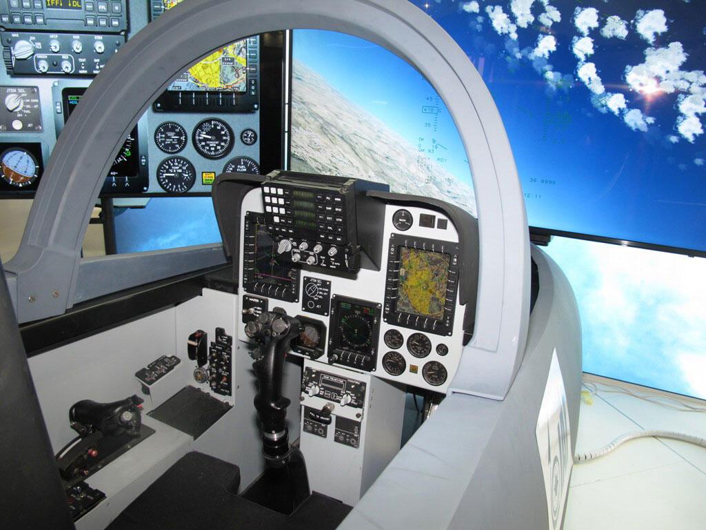 Aero & IAI Perkenalkan Pesawat COIN FA-259 Striker