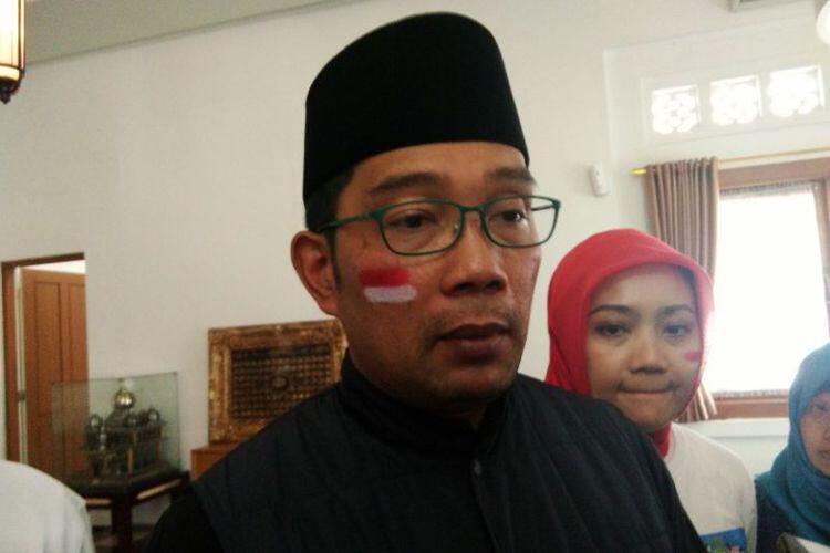 Pilpres 2019, Ridwan Kamil Pastikan Dukung Jokowi